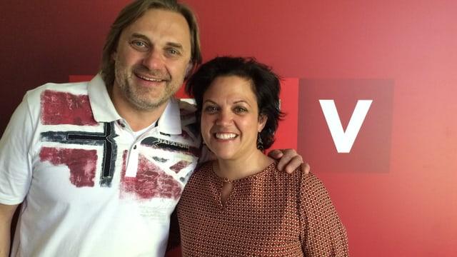 Alice Bertogg e Christian Suter