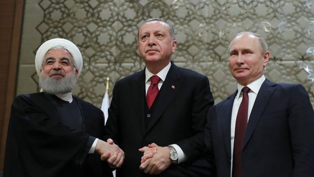 Gemeinsame Syrien-Erklärung