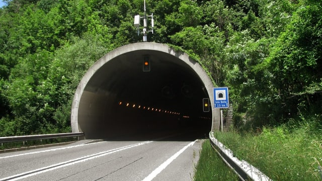 Der Isla Bella Tunnel