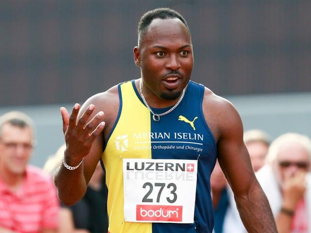 Alex Wilson wäre bereit gewesen für die Olympischen Spiele.