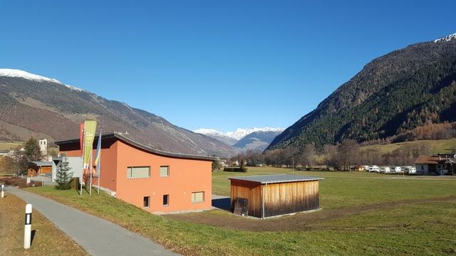 La chanzlia communala da Val Müstair