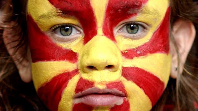 Mazedonien.