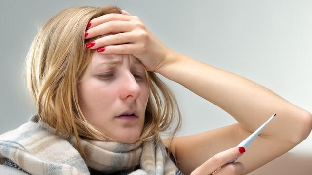 Ärgerlich: Krank sein oder ein Unfall in den Ferien