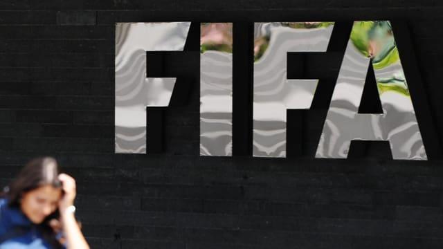 Il signet da la FIFA