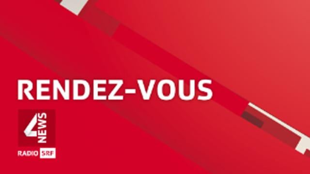 Logo-Schriftzug der Sendung «Rendez-vous»