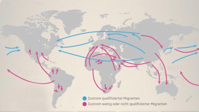 Migration weltweit