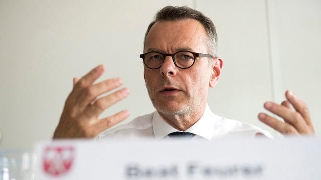 Beat Feurer, Bieler Gemeinderat