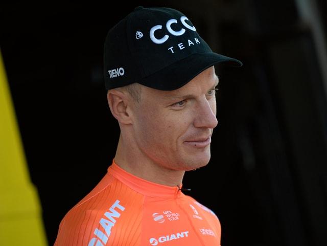 Michael Schär aus dem CCC-Team.