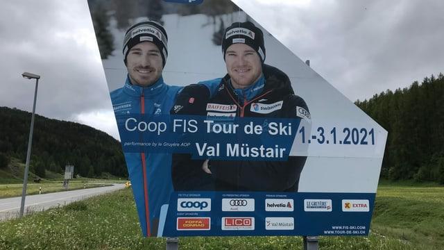Il termin dal Tour de ski a Tschierv stat anc.