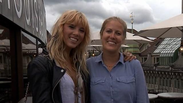 Video «Stadt Zürich – Tag 2 – Restaurant Rooftop, Zürich» abspielen