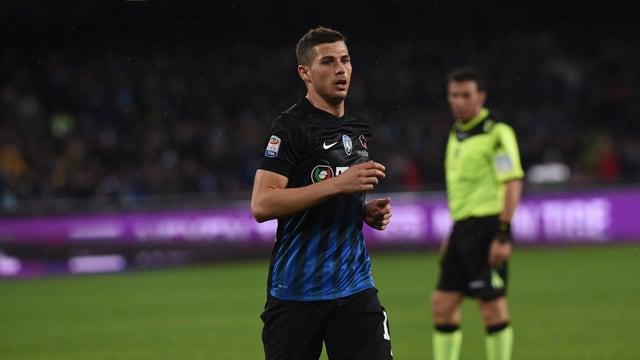 Remo Freuler trifft gegen Juventus zum Ausgleich.