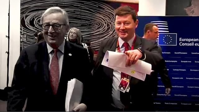 Martin Selmayr folgt Jean-Claude Juncker.