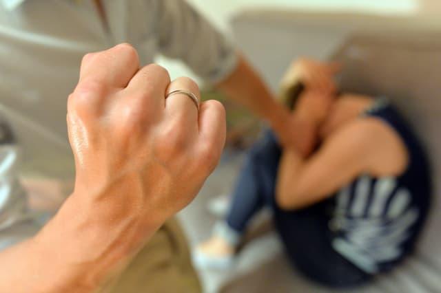 Häusliche Gewalt in der Schweiz