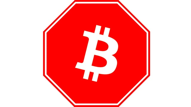 Kritik am Bitcoin