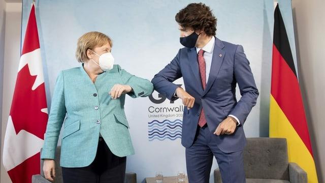 Klima, China und Corona: Hier wollen die G7-Staaten anpacken