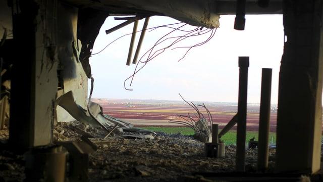 In bajetg donnegià en la Siria.