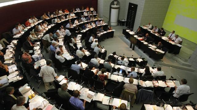 Für die kommenden Luzerner Kantonsratswahlen spielen Listenverbindungen unter den Parteien eine grosse Rolle.