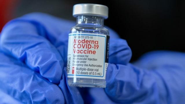 Il vaccin da moderna