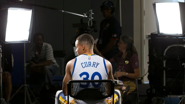 Stephen Curry h