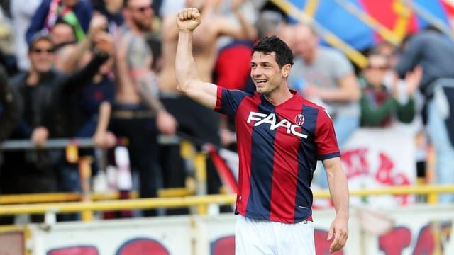 Die grosse Nummer bei Bolognas Sieg.
