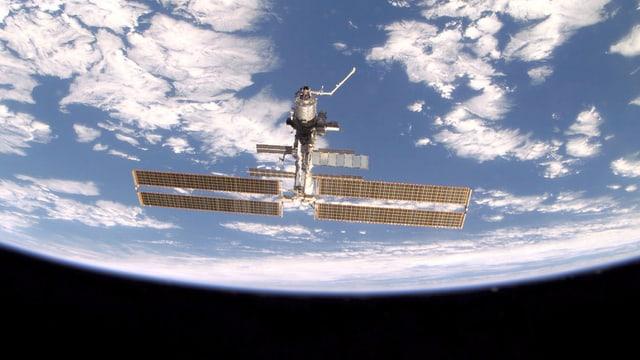 staziun spaziala ISS