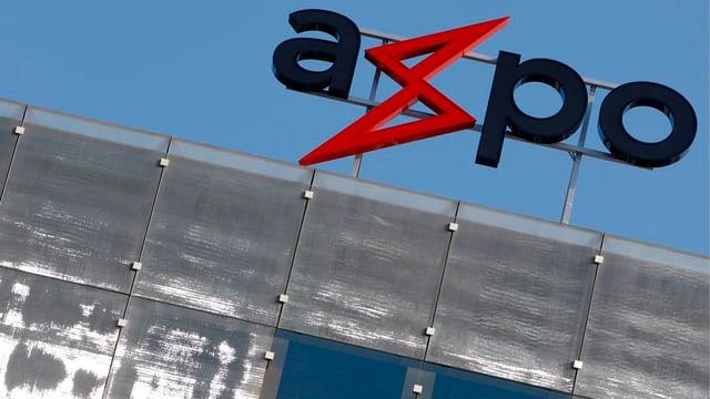 Axpo-Sitz in Baden.