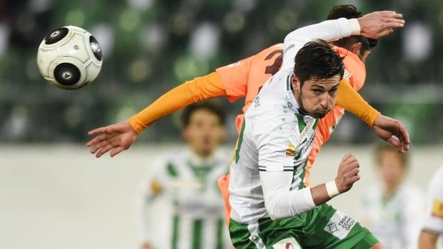 Malgrà in um damain sin il plaz ha Son Gagl defendì il 2:0.