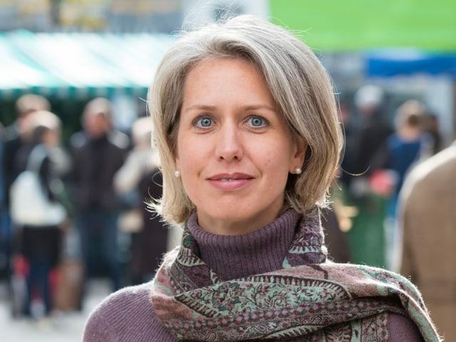 Franziska Bitzi, CVP