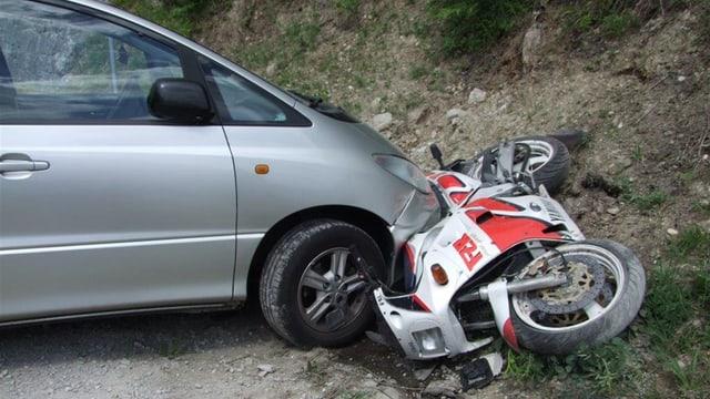 Accident.