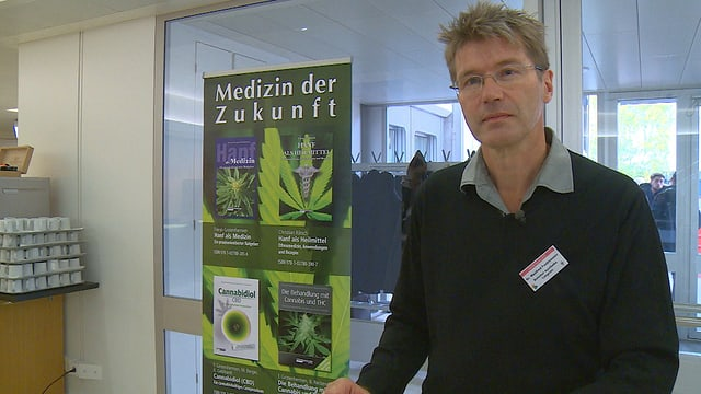 Video «Der Cannabis-Apotheker» abspielen