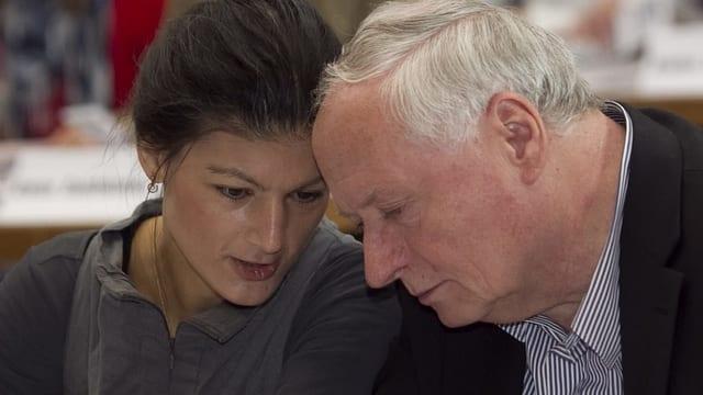 Gabriel wirft Kühnert vor, die SPD zu schädigen