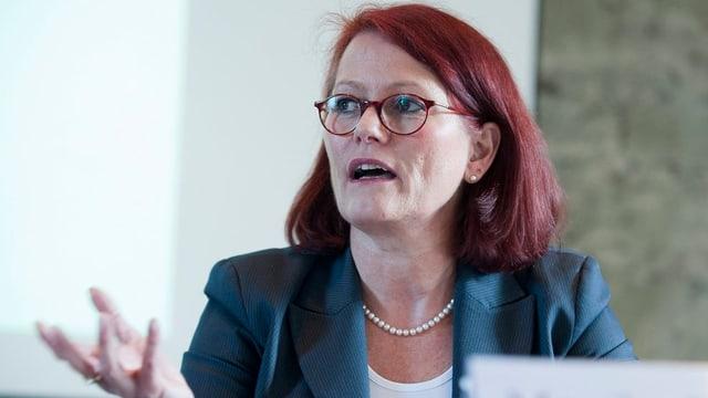 Monika Egli-Alge, die Gründerin des Forensischen Instituts Ostschweiz, ist führend in der Therapie von Pädophilen.