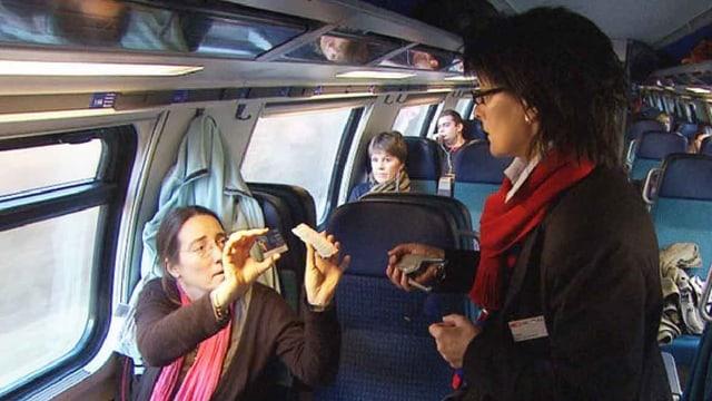 Kein Ticketkauf mehr im Zug möglich