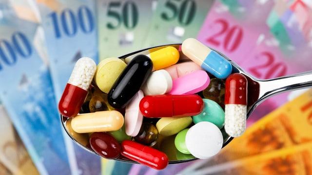 Die teuersten Medikamente