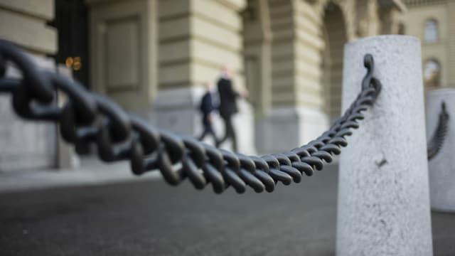 Barrierefreiheit im Bundeshaus