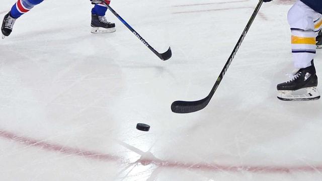 Dus hockeyans.