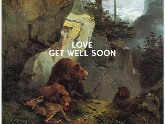 Cover des 4. Albums von Get Well Soon