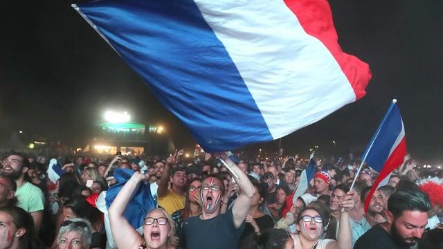 fans da ballape da la Frantscha