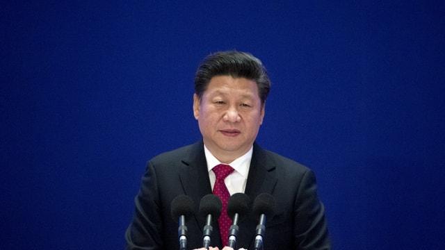 Xi Jinping, president da la China
