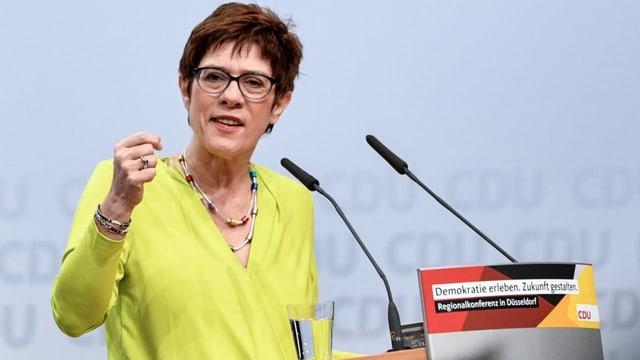CDU-Vorsitz - Wen prominente Parteikollegen unterstützen