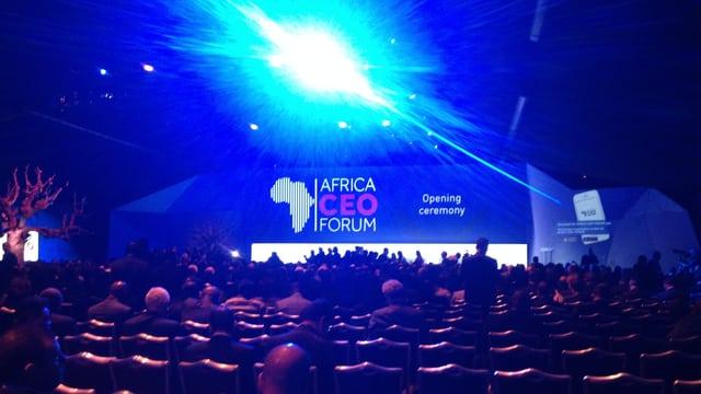 Blick in Africa CEO Forum