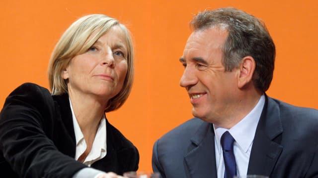 de Sarnez und Bayrou