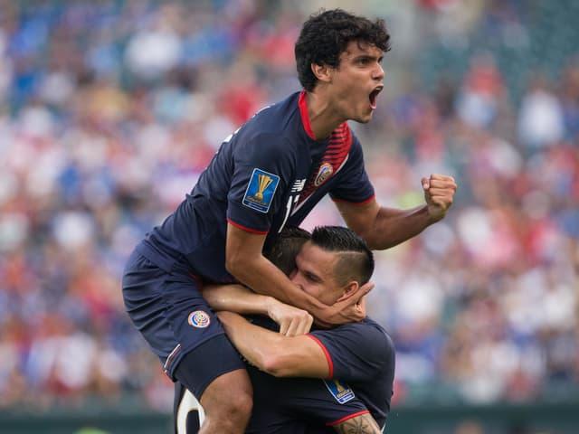 Costa Ricas Yeltsin Tejeda gehört zur raren Gattung der Super-League-Spieler an der WM.