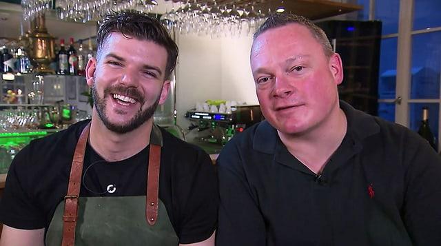 Video «Kanton Graubünden – Tag 3 – Flavour's Restaurant, Chur» abspielen