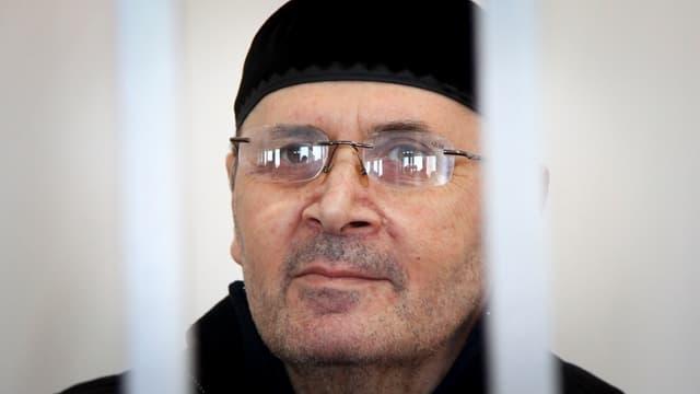 Ojub Titijew ist Chef der Menschenrechtsorganisation «Memorial» in Tschetschenien.