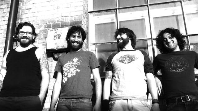 Bandfoto der Band Marant
