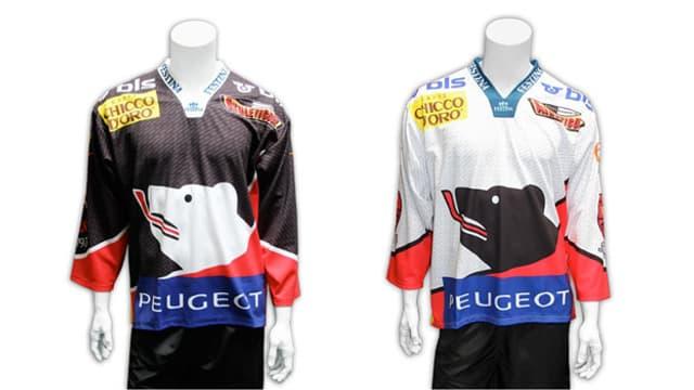 Das neue SCB-Dress