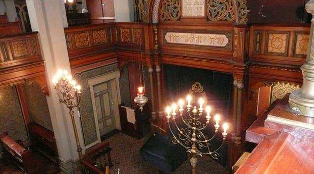 Video «Zum jüdischen Chanukka-Fest» abspielen