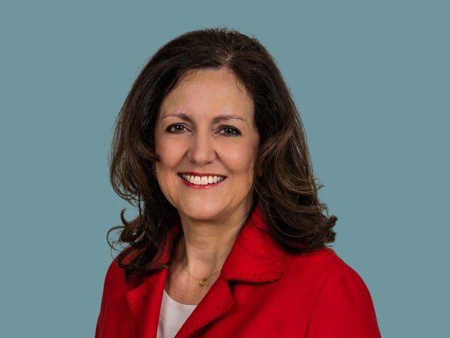 Christina Bürgi Dellsperger kandidierte 2006 für den Ständerat und 2007 für den Nationalrat.