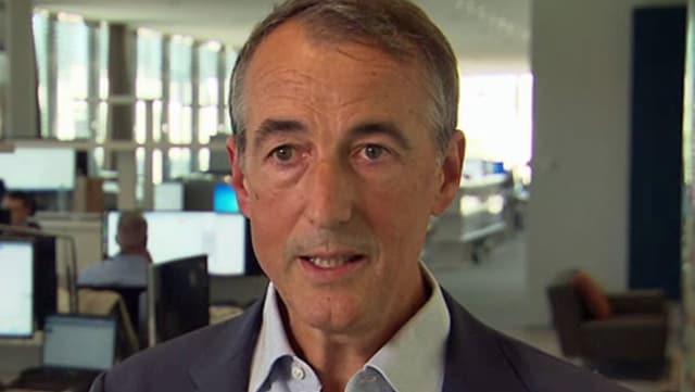 Guido Fürer Anlagechef von Swiss Re